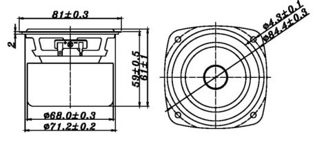 Tda2030a  lifier Diagram in addition Build Low Frequency Receiver Circuit additionally Esp Guita Wiring Diagram besides Bentley Parrot 3200 Ls Wiring Diagram as well Pioneer Power  lifier Circuit Diagram. on 500w audio amplifier circuit
